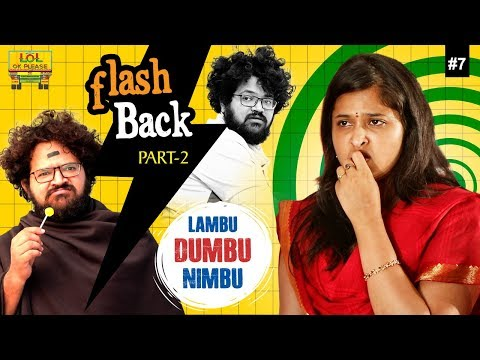 Lambu Dumbu Nimbu - Asalem Jarigindantee - Part #2 | Epi #7 | New Comedy Web Series | Lol Ok Please