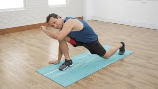 This 4-minute, no-equipment HIIT workout from Brett Hoebel is majorly challenging. Work up to doing 4 rounds to torch serious calories! You can find more from Brett and his 20 Minute Body program at http://20minutebody.com/.On Brett: MPG Sport outfit POPSUGAR Fitness offers fresh fitness tutorials, workouts, and exercises that will help you on your road to healthy living, weight loss, and stress relief.  Check out Class FitSugar, our do-it-along-with-us real-time workout show hosted by Anna Renderer who will inspire you to sweat alongside fitness experts and Hollywood's hottest celebrity trainers. Class FitSugar regularly covers the most buzzed-about workout classes and trends, including the Victoria's Secret workout, Tabata, P90X, Bar Method, and more.Subscribe to POPSUGAR Fitness!http://www.youtube.com/subscription_center?add_user=popsugartvfitCheck out the rest of our channel:https://www.youtube.com/user/popsugartvfit