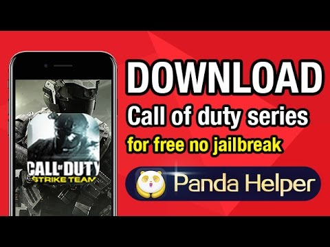 How to download Call of Duty®: Strike Team on iOS devices without jailbreak