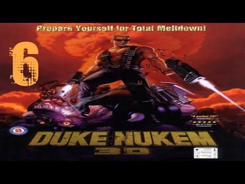 Прохождение Duke Nukem 3D. Часть 6 -  Вентиляционный крот.