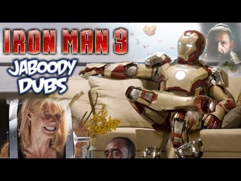 Jaboody Dubs - Iron Man 3 Trailer