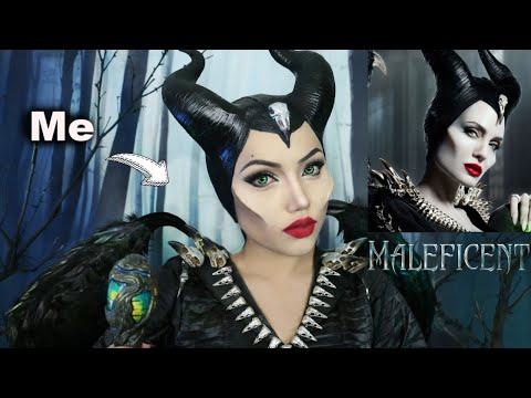 Disney's Maleficent: Mistress of Evil / Makeup Tutorial