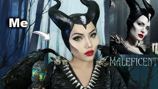 Disney's Maleficent: Mistress of Evil / Makeup Tutorial by Promise Tamangphan