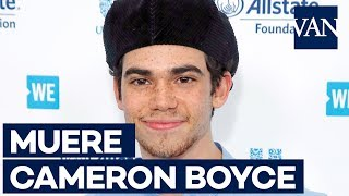 Muere Cameron Boyce, popular actor de 'Disney Channel', a los 20 años