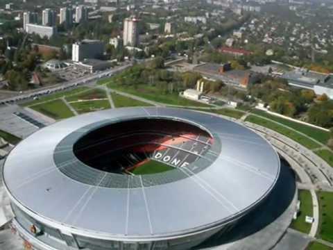 Imágenes del Donbass Arena