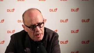 Interview with Erik Spiekermann (Professor, Typographer and Designer) | DLD15