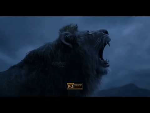 THE LION KING Simba Destroys 2019 Scar Fight Scene (TRAILER) .mp4