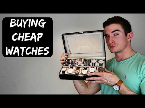 , title : 'Buying Cheap Watches - My Opinion'