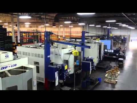 Magnum Machining – CNC Manufacturing – Deerwood, MN – Torreon Mexico