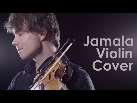 1944 Jamala Violin Cover