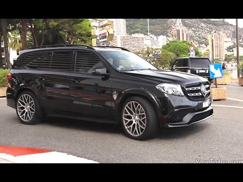 Brabus GLS 850 XL - Accelerations Sound and Overview!