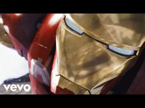 Soundgarden - Live To Rise (from Marvel's THE AVENGERS) (2012) [HD 1080p]
