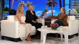 Video Goldie Hawn Wanted Kate Hudson to Think of Her Vagina as This Special Flower MP3, 3GP, MP4, WEBM, AVI, FLV Desember 2018