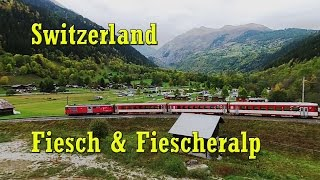 Fiesch Switzerland  City new picture : Switzerland Mountains Fiesch - Fiescheralp (Kühboden)