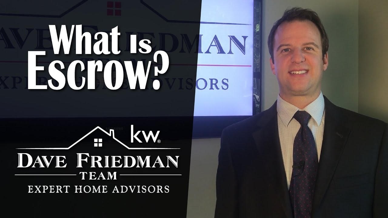 What Is an Escrow Account and How Does It Work?