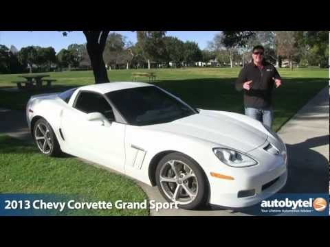 Corvette Stingray on 2013 Chevrolet Corvette Grand Sport Test Drive   Sports Car Video