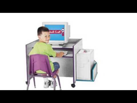 Video Kydz Computer Desk now on YouTube