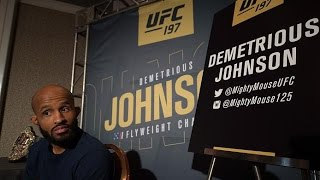 UFC 199: Q&A with Demetrious Johnson by UFC
