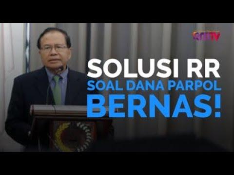 Solusi RR Soal Dana Parpol Bernas!