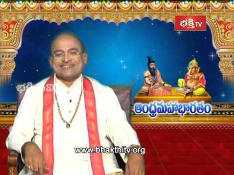 Andhra Mahabharatam - Salya Parvam (Episode 1315   Part 2)