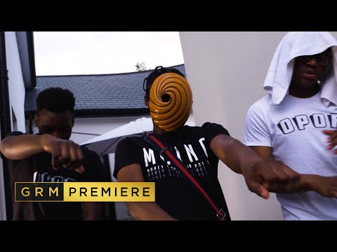 #A92 🇮🇪 Offica x Ace x Nikz x Dbo x Trapboy x Kebz x KSav – A9 Link Up [Music Video] | GRM Daily