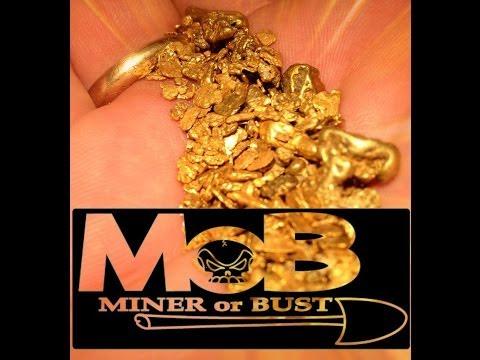 PRT/13 The Gold Prospector MINER or BUST