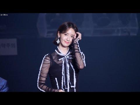 171115 윤아(Yoona) 베스트 아티스트상 수상 [윤아] 직캠 Fancam (Asia Artist Awards) by Mera
