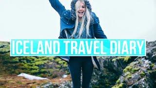 ICELAND TRAVEL DIARY! | Aspyn Ovard by Aspyn Ovard