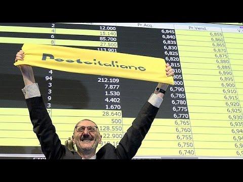 Στην εκποίηση μέρους των Ιταλικών Ταχυδρομείων προχώρησε η κυβέρνηση Ρέντσι – economy