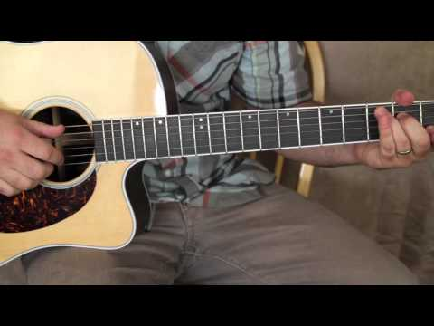 """How to play """"Dust in the Wind"""" Intro – Acoustic Fingerpicking Guitar Lesson"""