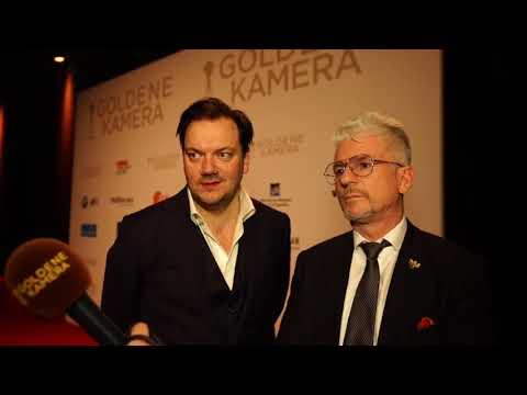 Goldene Kamera für Heinz Strunk - Interview mit Charl ...