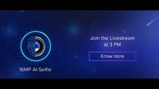 Mi India Livestream   Redmi Y2 launch Event Live at 3 p.m.