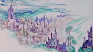 Radja - Cinderella (animation)