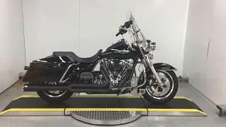 9. 2014 Harley Davidson Road King For Sale