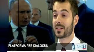 Rtk3 biseda në studio - Përparim Kryeziu - Platforma për dialogun 12.11.2018
