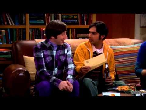 Big Bang Theory S5E18