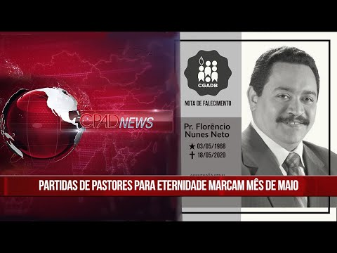 Boletim Semanal de Notícias - CPAD News 172