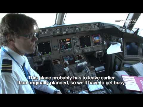 Behind the scenes at aircraft maintenance KLM