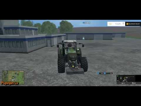 Fendt 828 Vario Fixed