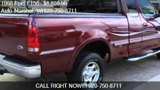 1998 Ford F150 XLT SuperCab Short Bed 4WD - for sale in Appl