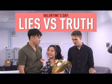 Valentine's Day - Lies vs Truth
