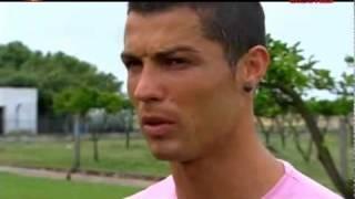 Cristiano Ronaldo Su Casa De Madrid