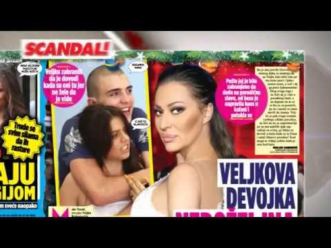 SKANDAL NOVINE: Veljkova devojka nepoželjna u Cecinoj kući, istina o Goginoj udaji – ništa od venčanja, majka očajna – moju Viki će u bolnicu da oteraju