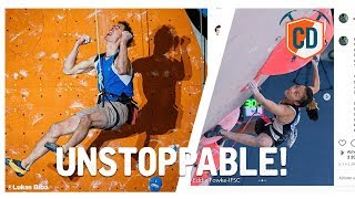Are Adam Ondra And Chaehyun Seo Unstoppable? | Climbing Daily Ep.1520 by EpicTV Climbing Daily