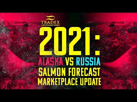 3MMI - Alaska vs Russia Salmon Forecast: What the Data Actually Reveals