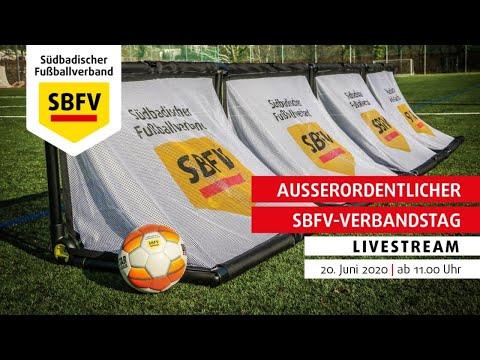 Außerordentlicher SBFV-Verbandstag