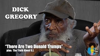 "Video Dick Gregory - ""There Are Two Donald Trumps"" MP3, 3GP, MP4, WEBM, AVI, FLV Juni 2018"