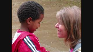 Meeting Abenezer For The First Time In Ethiopia