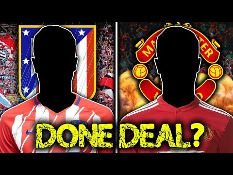 Video: Manchester United In Talks Over £130m Atletico Star?! | Transfer Talk