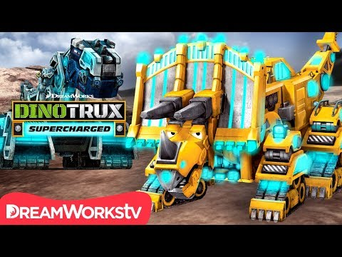 Downshifting Dozer | DINOTRUX SUPERCHARGED
